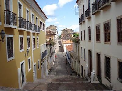 Site coloca a Rua do Giz (Centro Histórico)  entre as seis mais bonitas do Brasil