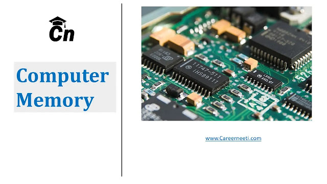Image of Computer Memory by Careerneeti.com
