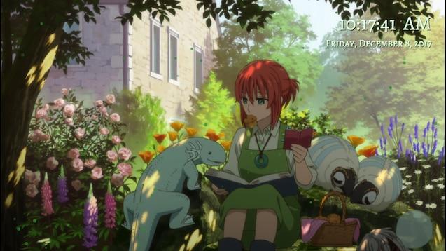 Mahoutsukai no Yome (Episode 01 - 24) Batch Subtitle Indonesia