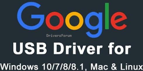 Google USB Driver Download Manually