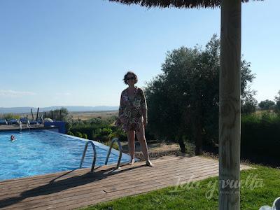 Villa Nazules hotel piscina