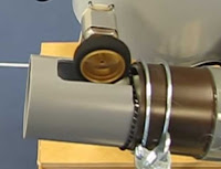 Пример ствола с одним роликом