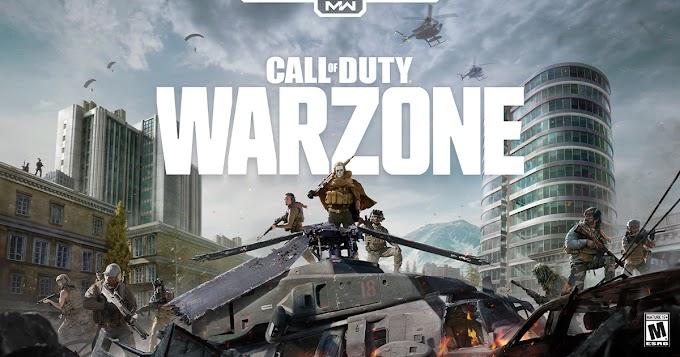 تحميل لعبة كول اوف ديوتي وارزون-call ofduty warzone مع اقل متطلبات لتشغيل اللعبة