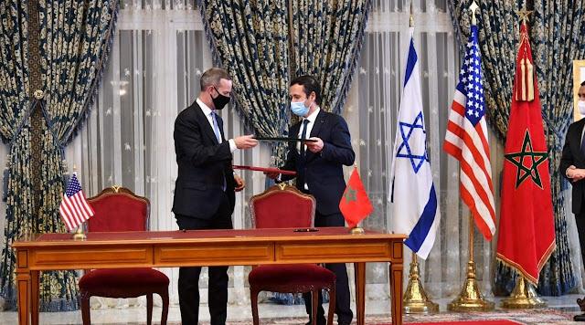 توقيع اتفاقيات بقيمة 5 مليارات دولار بين المغرب والولايات المتحدة