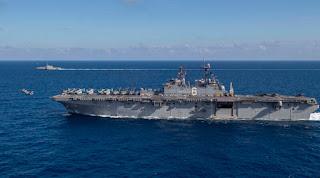 USS America - LHA 6