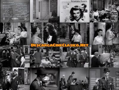 Fotogramas: Historias de Filadelfia / The Philadelphia Story