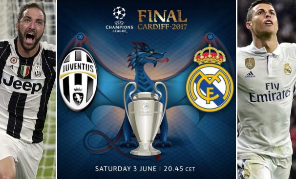 Real madrid vs juventus 2017 streaming la league des ...