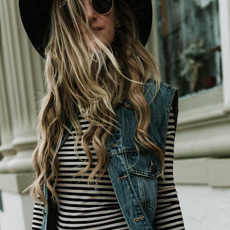 How To Wear Stripes Outfit Ideas and Inspirations #fashion #style #ootd #streetstyle #moda