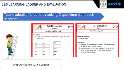ENK L&S Learning Ladder and Evaluation