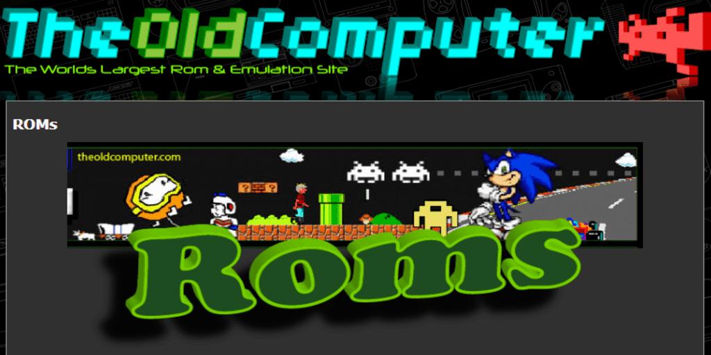 old computer roms website