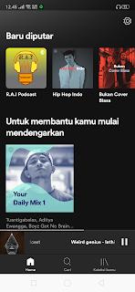 pilihan musik favorit