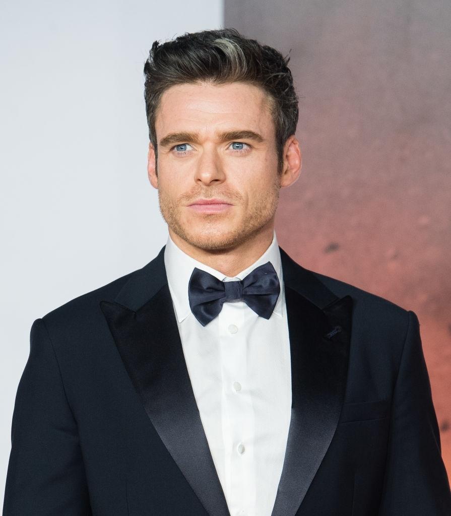Handsome British men