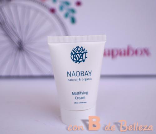 Crema Mattifying de Naobay