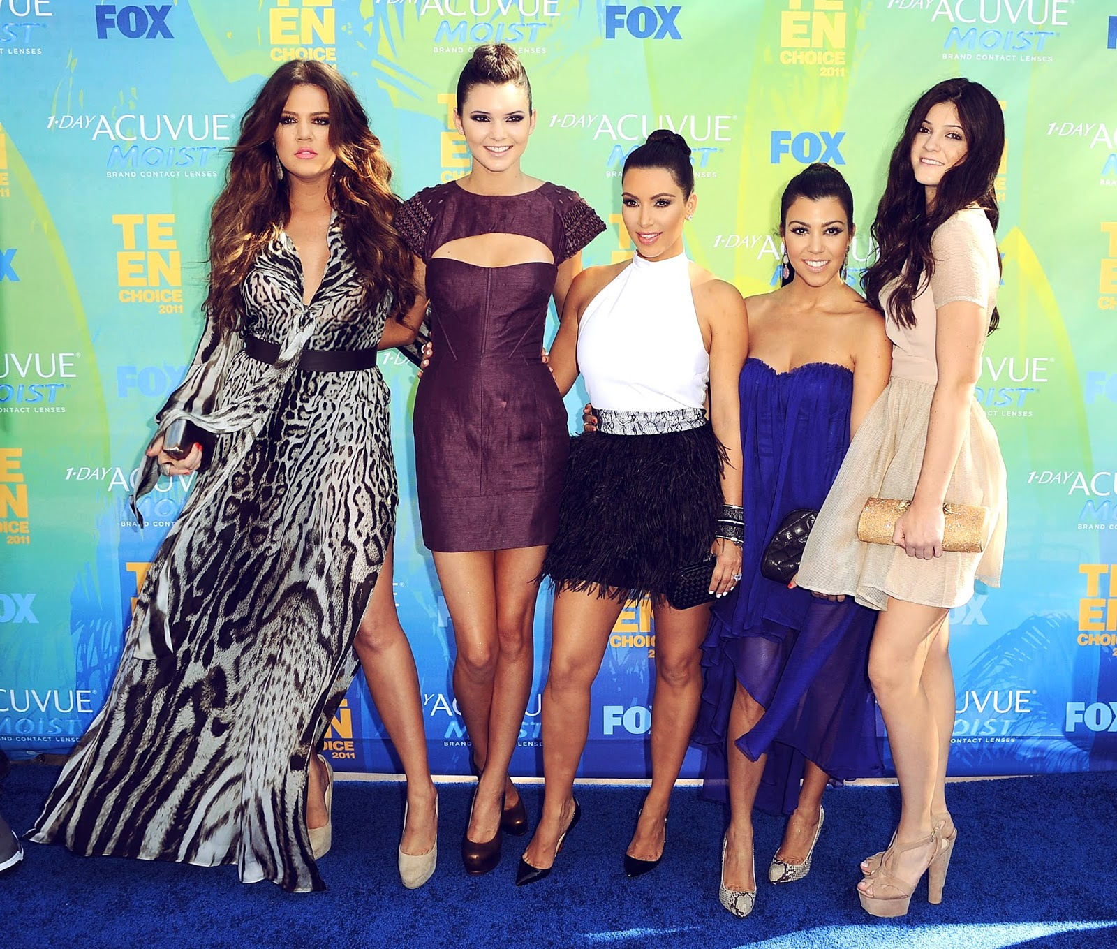 33- Teen Choice Awards in August 11, 2011