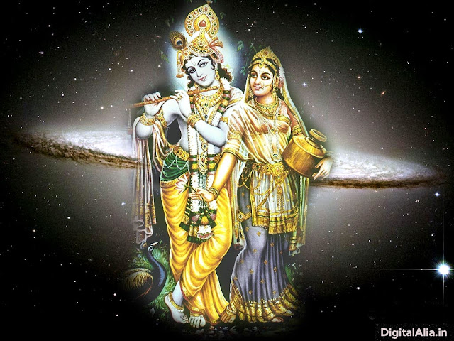radhe krishna love photos