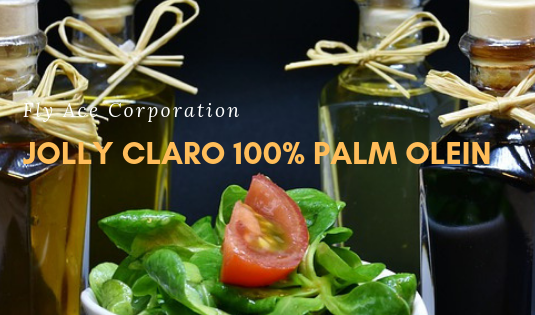 Jolly Claro Palm Oil by Fly Ace Corporation #Review