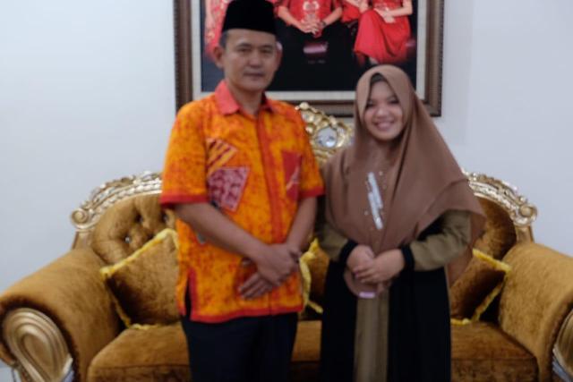 Ustadzah Alma Aksi Indosiar Bakal Hadir Di Acara Open House Wabup & Halalbihalal Pemkab Pringsewu