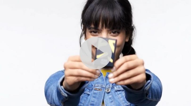 Vídeo de apresentação da Paleta de Sombras de Olhos