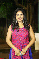 Srushti in beautiful Pink Sleeveless Dress Cute Actress Dimples ~  Exclusive 053.JPG