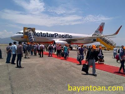Cập nhật vé máy bay Jetstar giá rẻ liên tục mỗi ngày