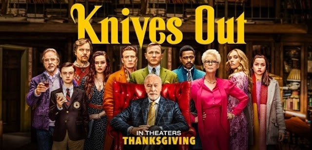 Knives Out Top Best Hollywood Movies 2019 List so far