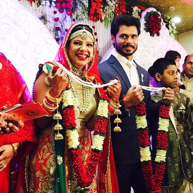 Sambhavna Seth wedding with Avinash Dwivedi Photos