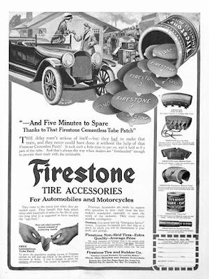 Firestone Tire Accessories