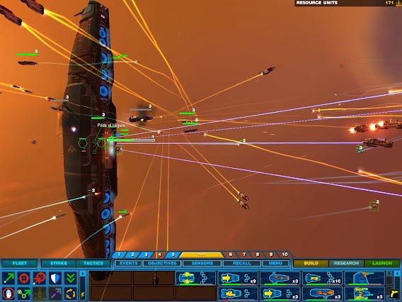 Homeworld 2 ScreenShot 03