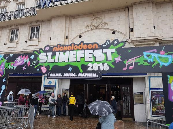 Nickelodeon Slimefest 2016 - Blackpool