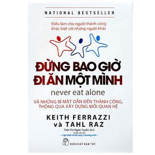 Đừng Bao Giờ Đi Ăn Một Mình (Tái Bản) ebook PDF-EPUB-AWZ3-PRC-MOBI