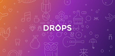 DROPS LANGUAGE LEARNING (MOD, PREMIUM UNLOCKED) APK FOR ANDROID