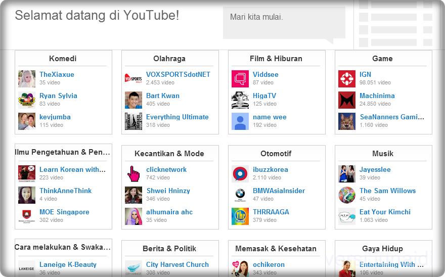 cara mudah mendownload di youtube
