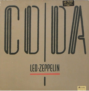 Discos para história #289: Coda, do Led Zeppelin (1982)
