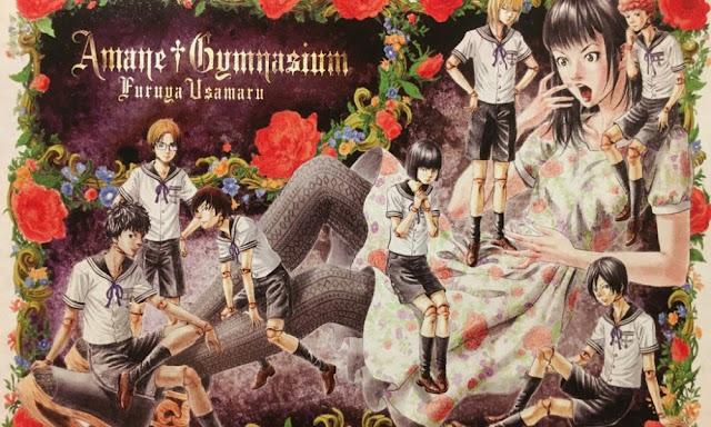 El manga 'Amane Gymnasium' de Usamaru Furuya finaliza en agosto de 2020