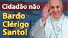 Brasileiro que jogou de clérigo por 20 anos é canonizado pelo Vaticano!