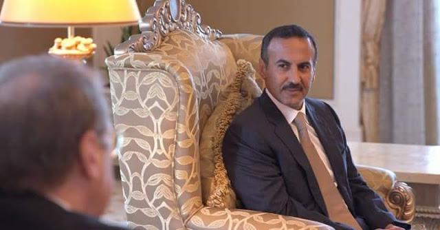 احمد علي يفاجئ الحوثيين بدعوة هامة الى قيادات وكوادر حزب المؤتمر