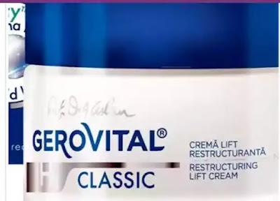 pareri crema gerovital h3 classic forum cosmetice restructurante