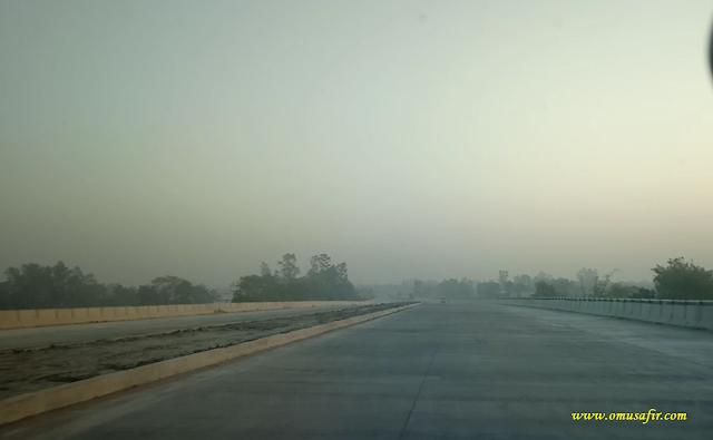 Azamgarh Varanasi Road