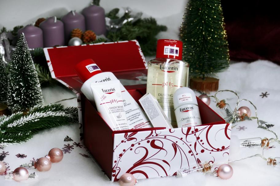 Eucerin Weihnachtsset trockene sensible Haut
