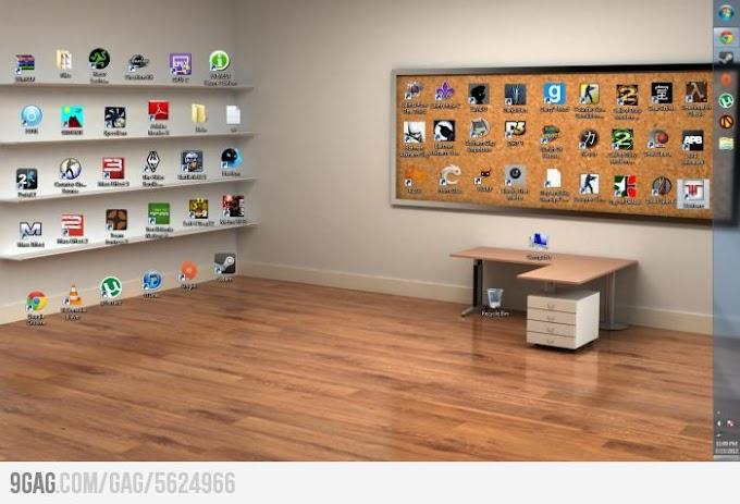 9gag desktop