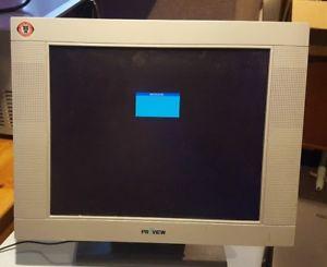 Móntate una pequeña TV auxiliar reciclando un viejo monitor por 20€