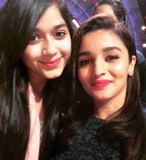 Jannat Zubair With Alia Bhatt