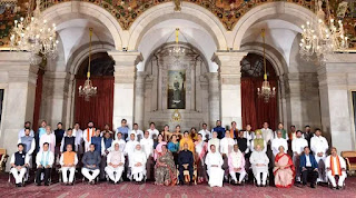 PM Modi new cabinet, know everything