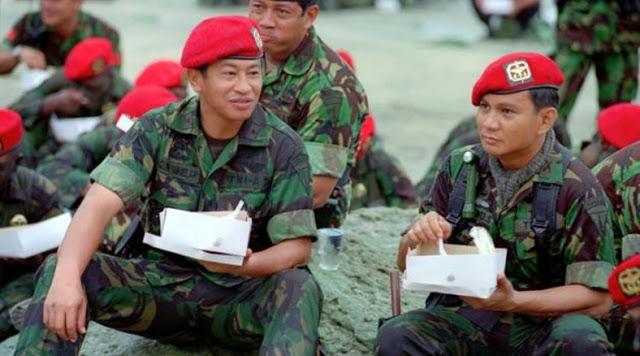 Mengejutkan…!!! Mantan Prajurit Kopassus Buka Suara Tentang Sosok Prabowo Yang Sebenarnya