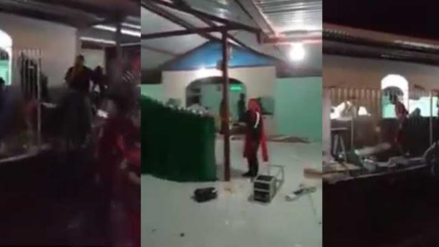 Kasus 'Mushala' Dirusak di Minahasa Utara, Polisi Amankan 6 Warga