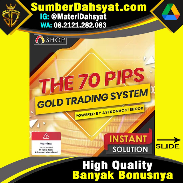 The 70 Pips Gold Trading System