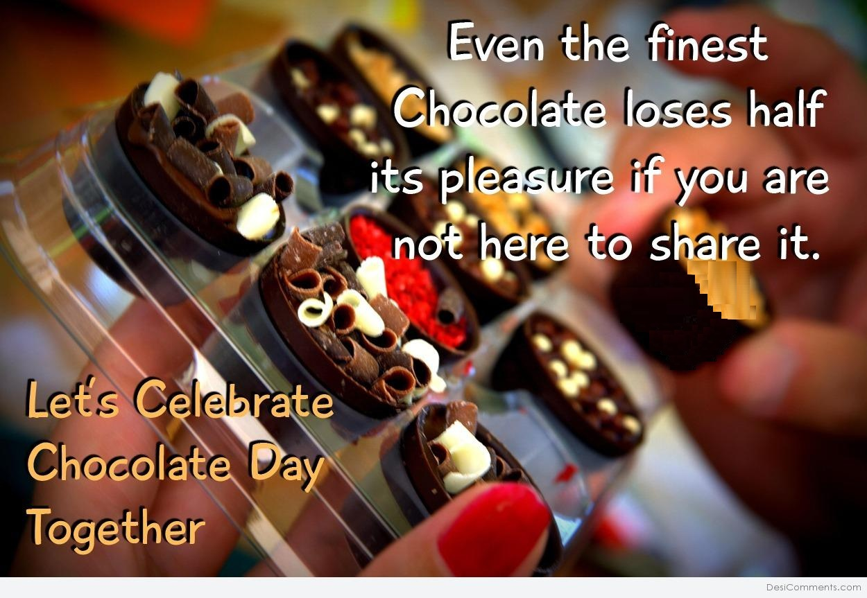 Chocolate Day Quotes For Friends Valentines Day Info