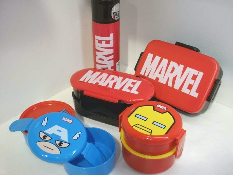 MARVEL BENTO Series