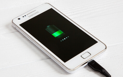 long battery backup mobile