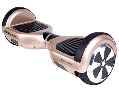 iRover and Hoverboard Now Available at CD-R king